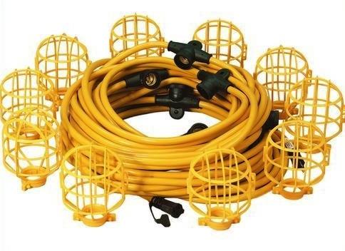 Construction-String-lights