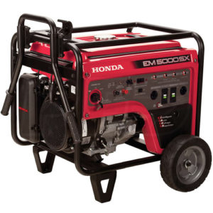 Honda EM5000 Generator