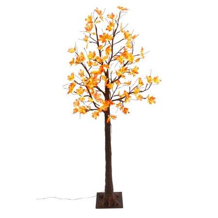 LED autumn tree