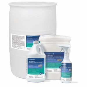 bioesque disinfectant containers