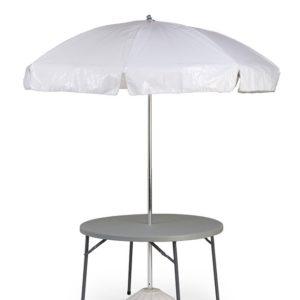 Patio Table and Umbrella