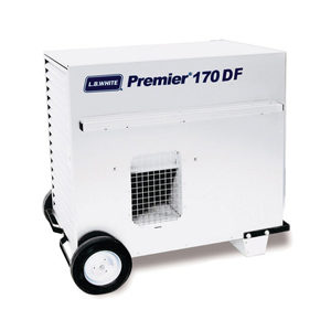 Portable Forced air heater