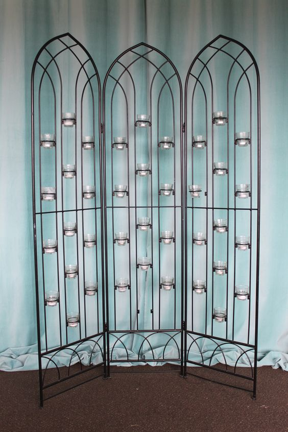tealight screen