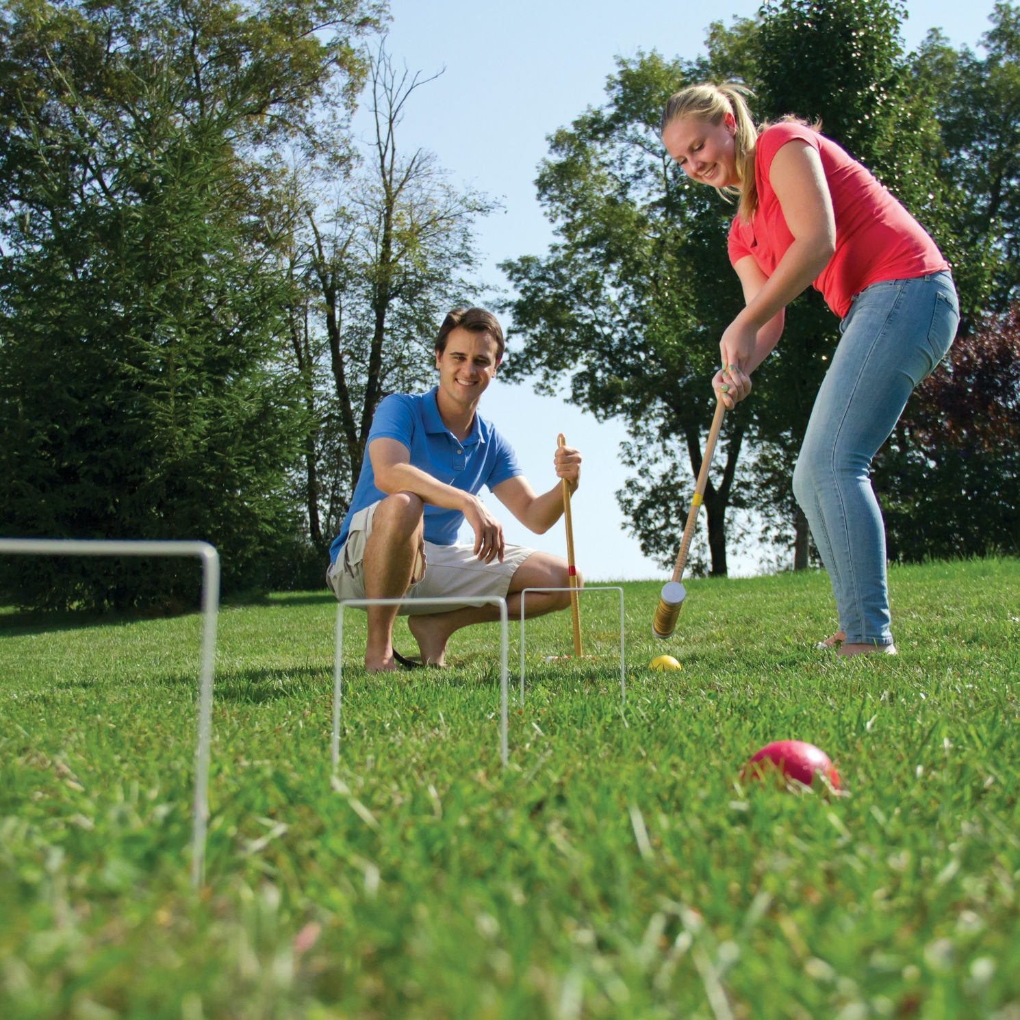 Croquet two