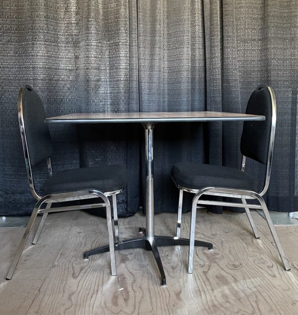 "36"" table banquet chair"