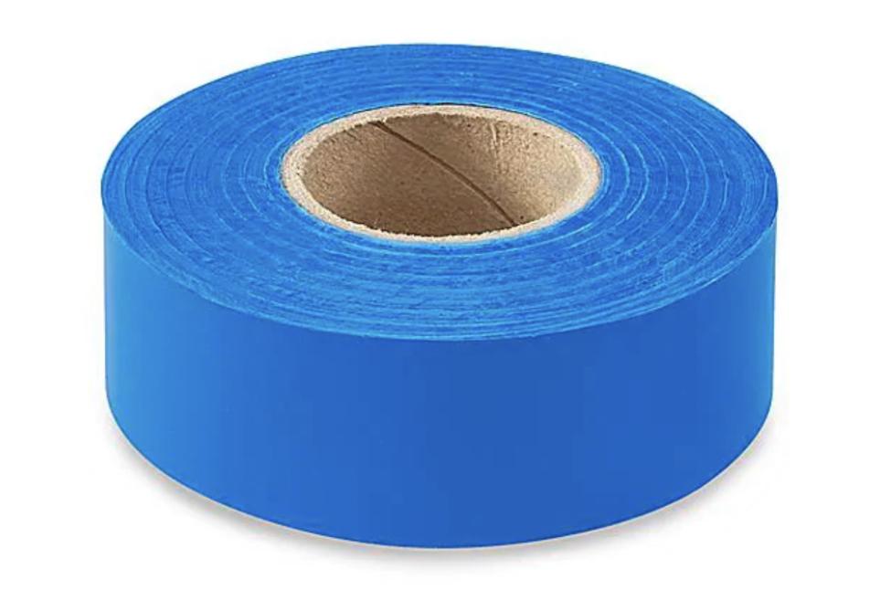 Flagging tape