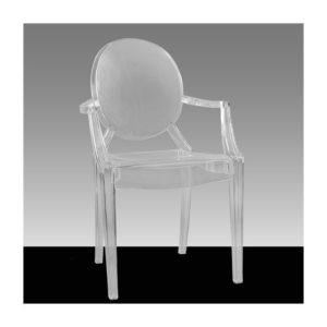 POLYCARBONATE CLEAR CHAIR