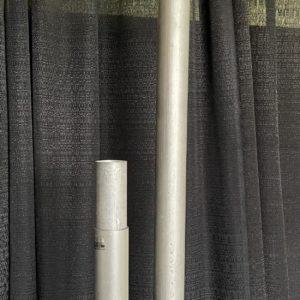 Tent leg extenders