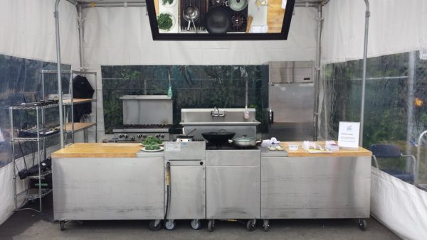 portable chef kitchen package