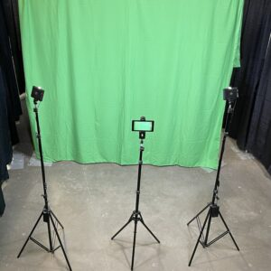 greenscreen photo backdrop kit