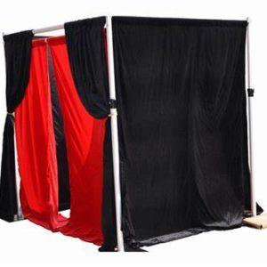 DIY photo booth