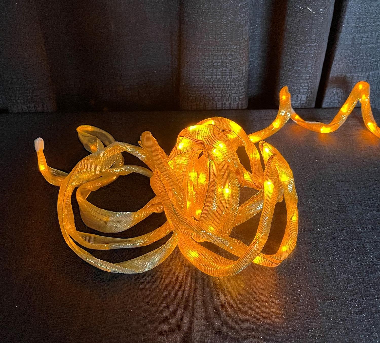 ribbon lights