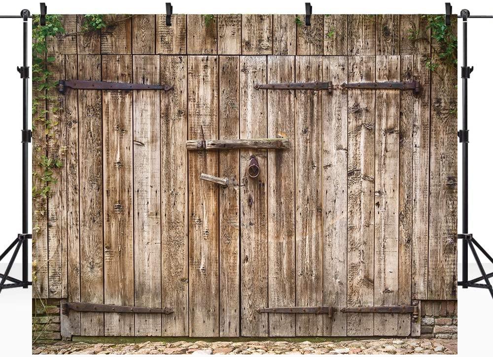 barn doors backdrop