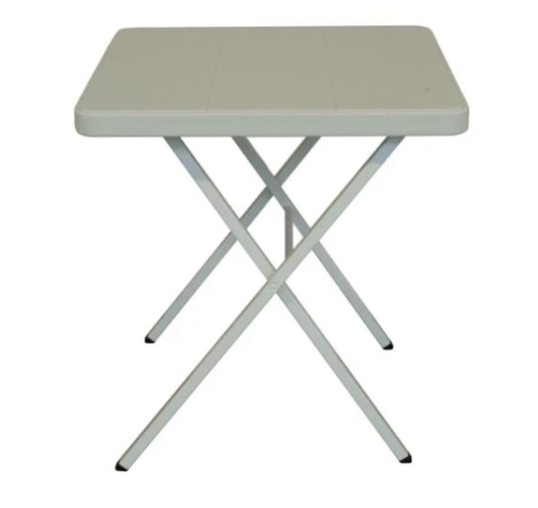 27 white table