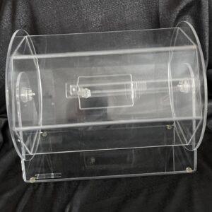 Medium raffle drum